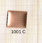 Estampe en cuivre vrac   CARRE 18X18MM